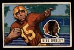 1951 Bowman #144  Bill Dudley  Front Thumbnail