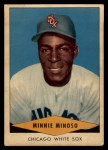 1954 Red Heart #22   Minnie Minoso Front Thumbnail