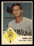 1963 Fleer #14   Frank Lary Front Thumbnail