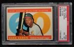 1960 Topps #566  All-Star  -  Hank Aaron Front Thumbnail
