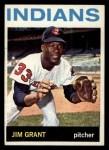 1964 Topps #133  Jim Mudcat Grant  Front Thumbnail
