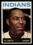 1964 Topps #317   Al Smith Front Thumbnail