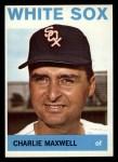 1964 Topps #401  Charlie Maxwell  Front Thumbnail