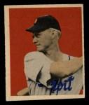 1949 Bowman #42  Hoot Evers  Front Thumbnail