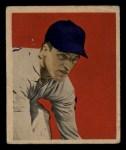 1949 Bowman #32   Eddie Yost Front Thumbnail
