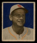 1949 Bowman #4 xNAM  Jerry Priddy Front Thumbnail