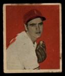 1949 Bowman #15   Ned Garver Front Thumbnail