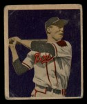 1949 Bowman #17   Earl Torgeson Front Thumbnail