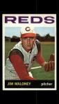 1964 Topps #420   Jim Maloney Front Thumbnail
