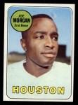 1969 Topps #35  Joe Morgan  Front Thumbnail