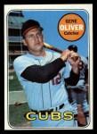 1969 Topps #566  Ron Hansen  Front Thumbnail