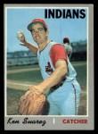 1970 Topps #209  Ken Suarez  Front Thumbnail