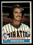 1979 Topps #189  Ed Whitson  Front Thumbnail