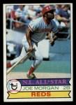 1979 Topps #20   Joe Morgan Front Thumbnail