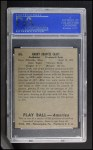 1939 Play Ball #65   Harry Craft Back Thumbnail