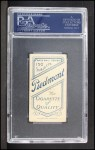 1909 T206 #104   Wid Conroy Back Thumbnail