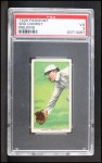 1909 T206 #104   Wid Conroy Front Thumbnail