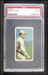 1909 T206 #88  Eddie Cicotte  Front Thumbnail