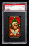 1911 T205 #60   Clyde Engle Front Thumbnail