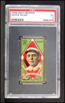 1911 T205 #137  Clyde Milan  Front Thumbnail