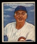 1950 Bowman #229  Frankie Frisch   Front Thumbnail