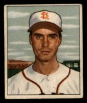 1950 Bowman #252   Billy DeMars Front Thumbnail