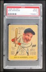 1938 Goudey Heads Up #274   Joe DiMaggio Front Thumbnail