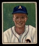 1950 Bowman #105  Bob Dillinger  Front Thumbnail