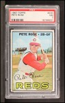 1967 Topps #430   Pete Rose Front Thumbnail