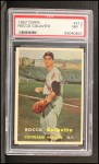 1957 Topps #212   Rocco Colavito Front Thumbnail