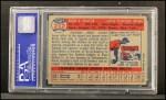 1957 Topps #212  Rocky Colavito  Back Thumbnail