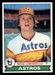 1979 Topps #187  Mark Lemongello  Front Thumbnail