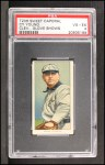 1909 T206 #521 GLV Cy Young  Front Thumbnail