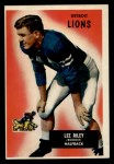 1955 Bowman #21   Lee Riley Front Thumbnail