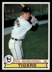 1979 Topps #93  Phil Mankowski  Front Thumbnail