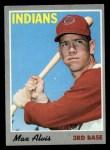 1970 Topps #85   Max Alvis Front Thumbnail