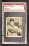 1948 Bowman #47   Bobby Thomson Front Thumbnail