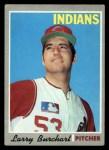1970 Topps #412   Larry Burchart Front Thumbnail