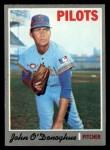 1970 Topps #441  John O'Donoghue  Front Thumbnail