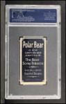 1909 T206 #350 BAT Danny Murphy  Back Thumbnail