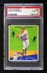 1934 Goudey #25  Roger Cramer  Front Thumbnail