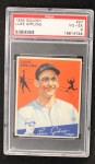 1934 Goudey #27   Luke Appling Front Thumbnail
