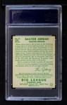 1934 Goudey #31  Baxter Jordan  Back Thumbnail