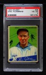 1934 Goudey #38  Orval Hildebrand  Front Thumbnail