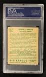 1934 Goudey #92  Stephen Larkin  Back Thumbnail