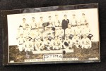 1913 T200 Fatima #14  Philadelphia Americans  Front Thumbnail