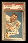 1952 Bowman Large #144   Jim Lansford Front Thumbnail