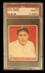 1933 Goudey #9   Dave Harris Front Thumbnail