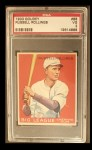 1933 Goudey #88  Russell Rollings  Front Thumbnail
