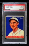 1933 Goudey #173   Roscoe Holm Front Thumbnail